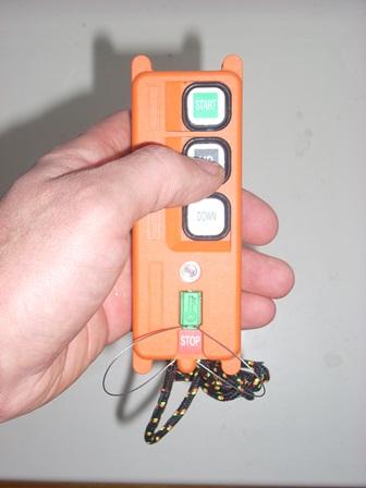 Радиоуправление TELECRANE A21-2S