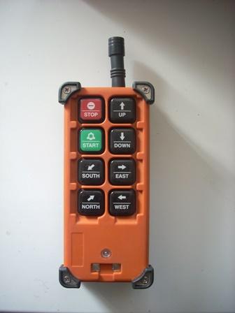 Радиоуправление TELECRANE A21-E1B