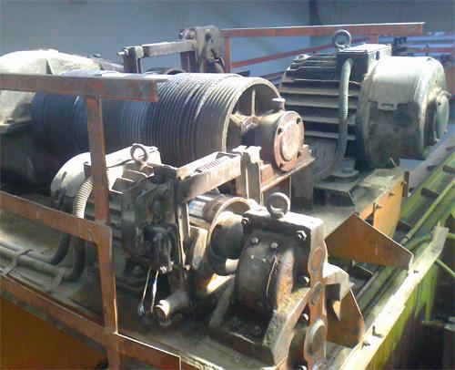 Ремоннт кранов и кранового оборудования